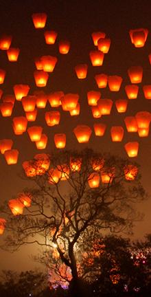 firey-lanterns